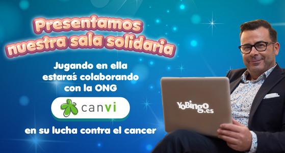 Nueva SALA SOLIDARIA en YoBingo.es