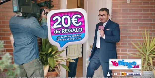 Nuevo spot de television yobingo