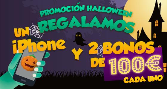 promocion especial halloween
