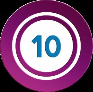 Ganadores de los números mágicos - 10