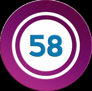 Promoción de los números mágicos 58