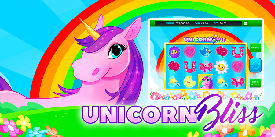 Tragaperras Unicornio Feliz