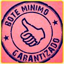 Bote mínimo garantizado