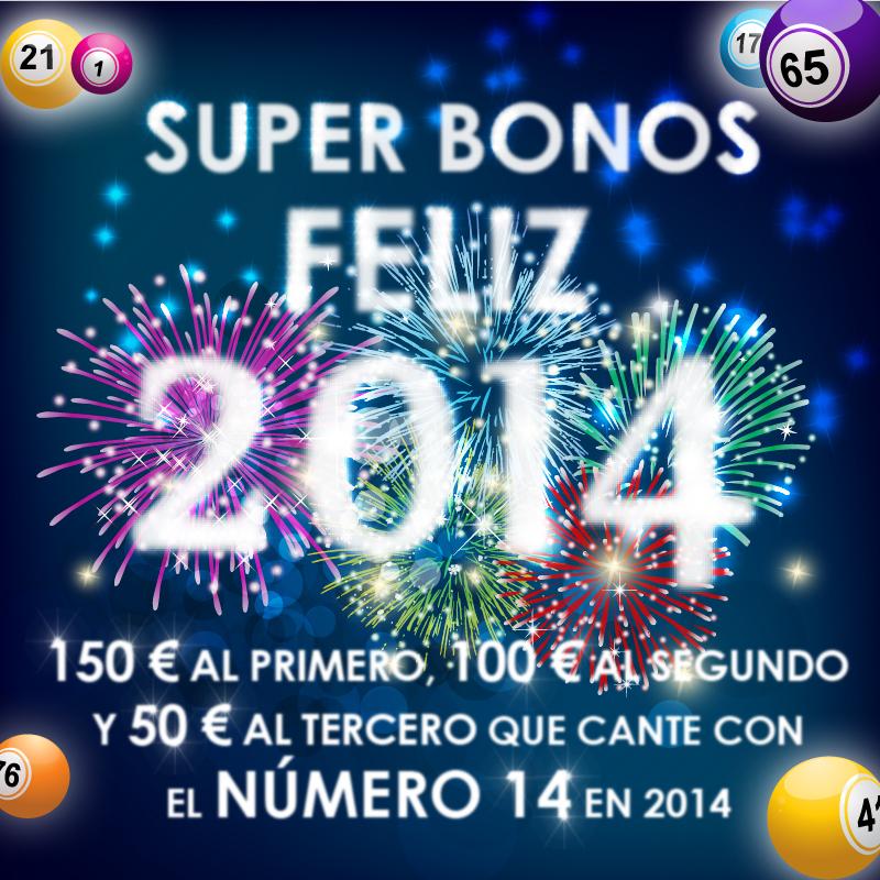 SUPER BONOS FELIZ 2014