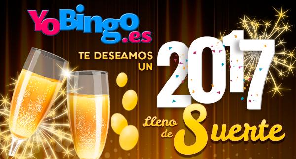 Feliz año nuevo YoBingo