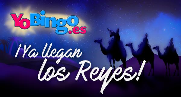 promocion especial reyes yobingo