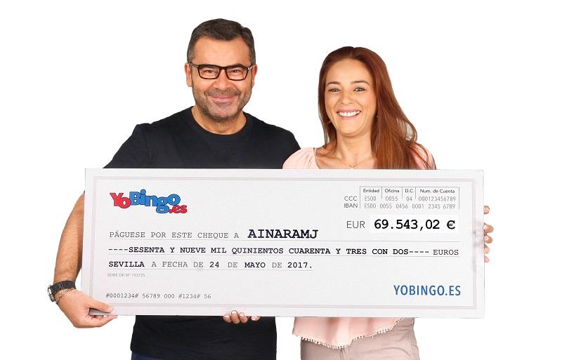 Jorge Javier Vázquez premio Bingo Online