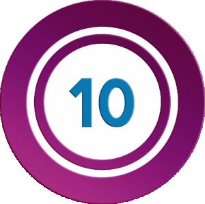 Promoción de los números mágicos - 10
