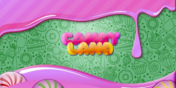 VideoBingo más dulce Candy Land