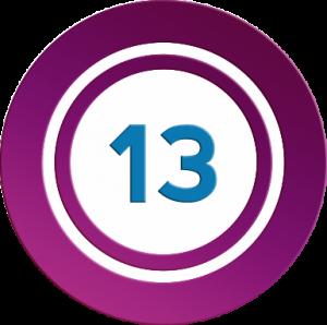 Promoción de los números mágicos - 13