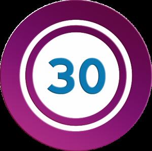 Ganadores de los números mágicos - 30