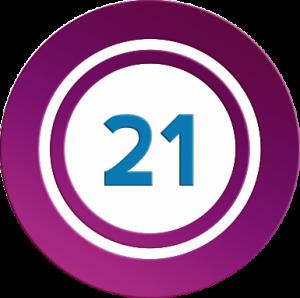 Promoción de los números mágicos - 21