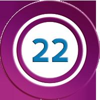 Ganadores de los números mágicos - 22