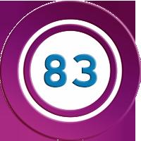 Promoción de los números mágicos - 83
