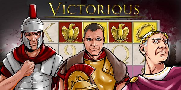 Crea tu imperio de premios con la tragaperras Victorious
