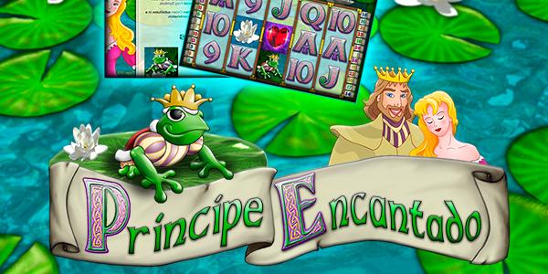 La aventura mágica de la tragaperras Príncipe Encantado