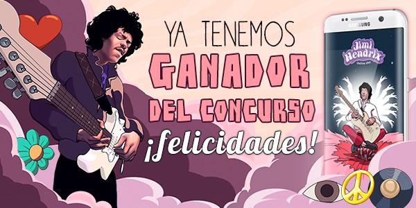 Promoción especial Tragaperras Jimi Hendrix