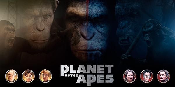 Juega a la Tragaperras El planeta de los Simios