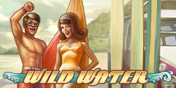 Tragaperras online Wild Water