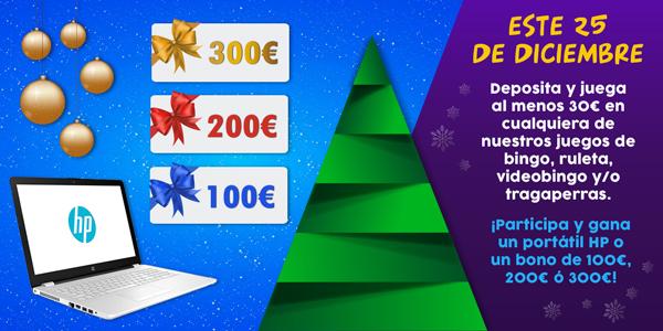 Promoción Especial Navidad (25 de diciembre)