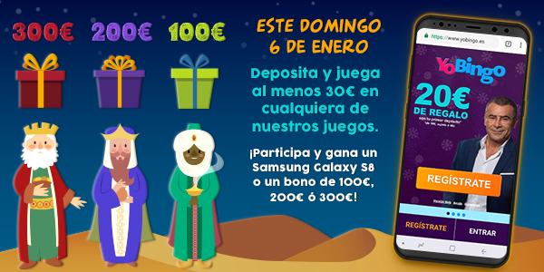 Promoción Especial Reyes Magos (6 de enero)