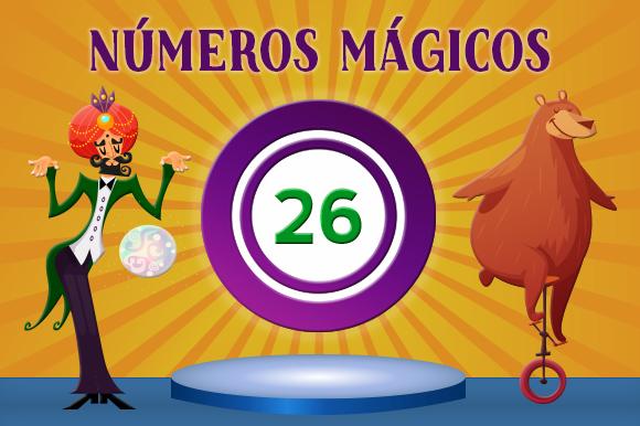 Promoción Números Mágicos