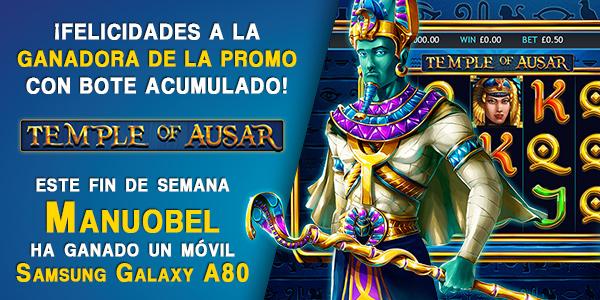 Ganador promoción Templo de Ausar