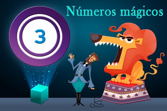 Número mágico 3
