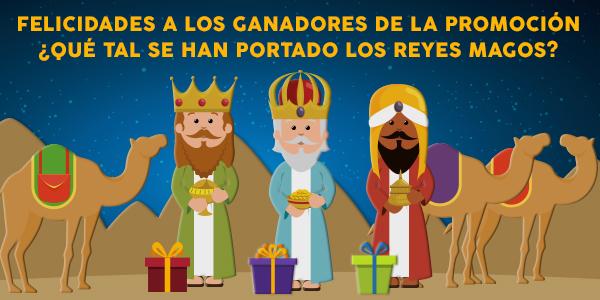 Ganaodres Reyes Magos
