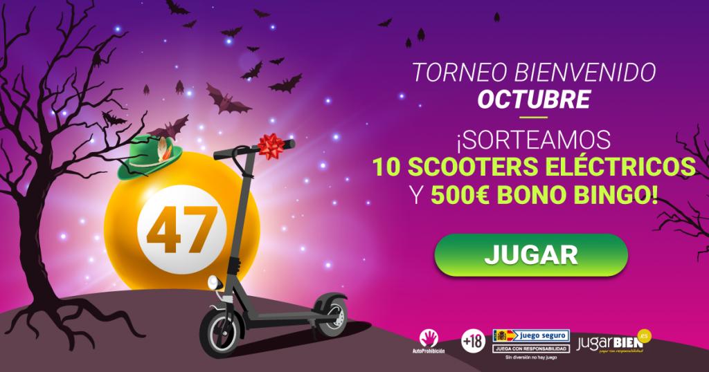 Torneo Bienvenido Octubre El Blog De Yobingo