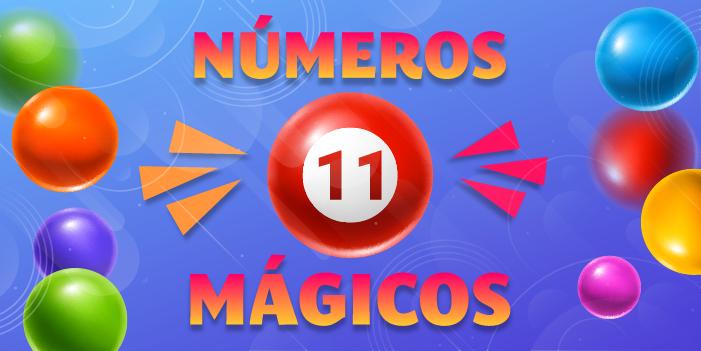 números mágicos 11