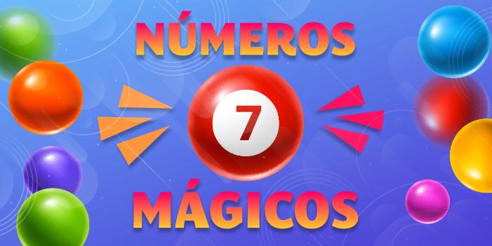 números mágicos 7