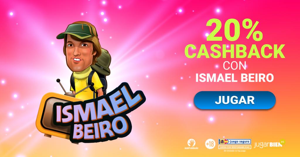 cashback ismael beiro yobingo