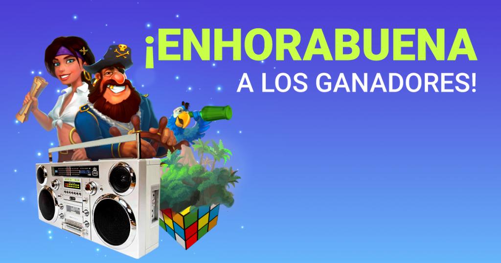 ganadores nuevas tragaperras yobingo