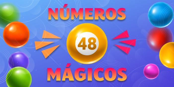 números mágicos 48