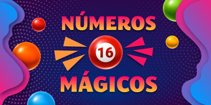 números mágicos 16