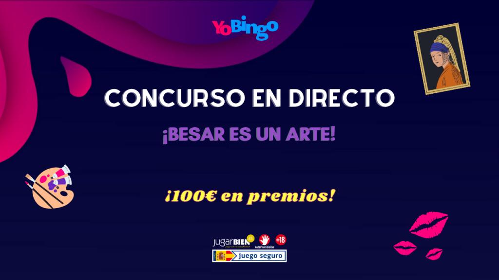 #9 Concurso en directo YoBingo