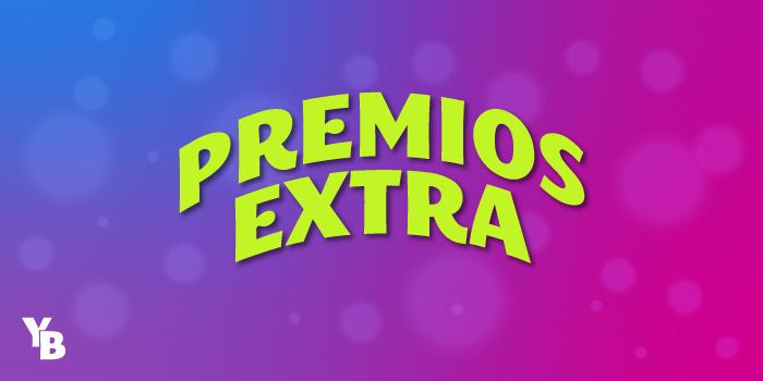 premios extra con el 1PB de yoBingo