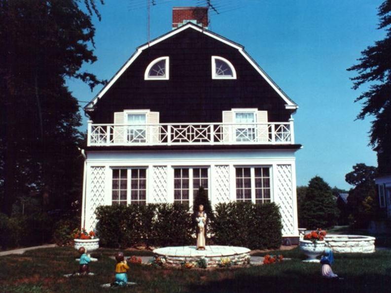 La Casa de la terrorífica Amityville (1979)