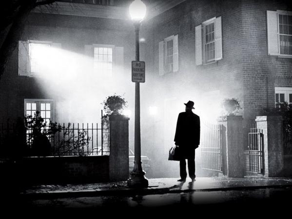 La famosa casa de la película El exorcista (1973)